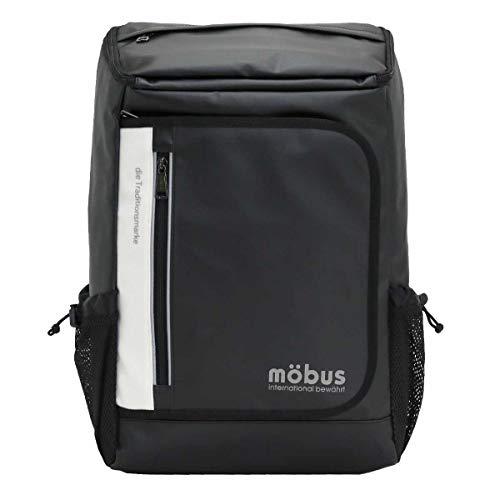 a6241118585c [モーブス] mobus リュック リュックサック デイパック スクエア メンズ レディース B4 21L MBX504T (ブラック