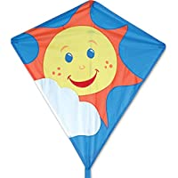 30 in。Diamond Kite – Sun