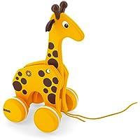Pull Along Giraffe [並行輸入品]