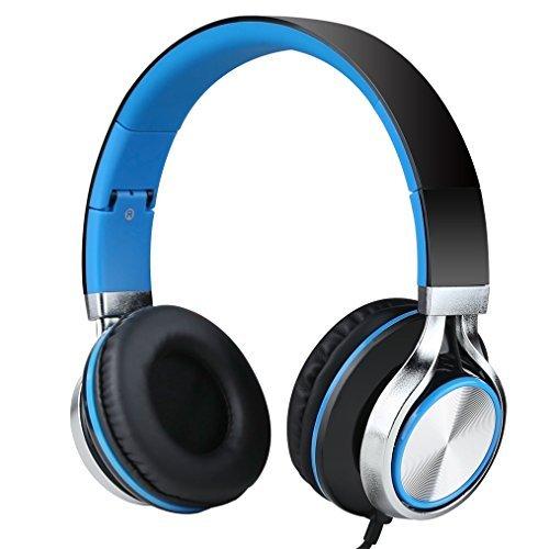 Sound Intone MS200 ヘッドフォン 折り畳み式...