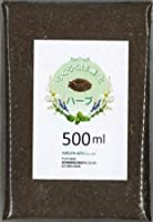 ナチュールアミ らくらく培養土 ハーブ専用 500ml