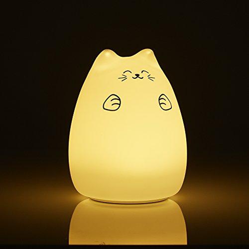 UOR 玩具ライト 電気スタンド 呼吸ランプ ベッドランプ ...