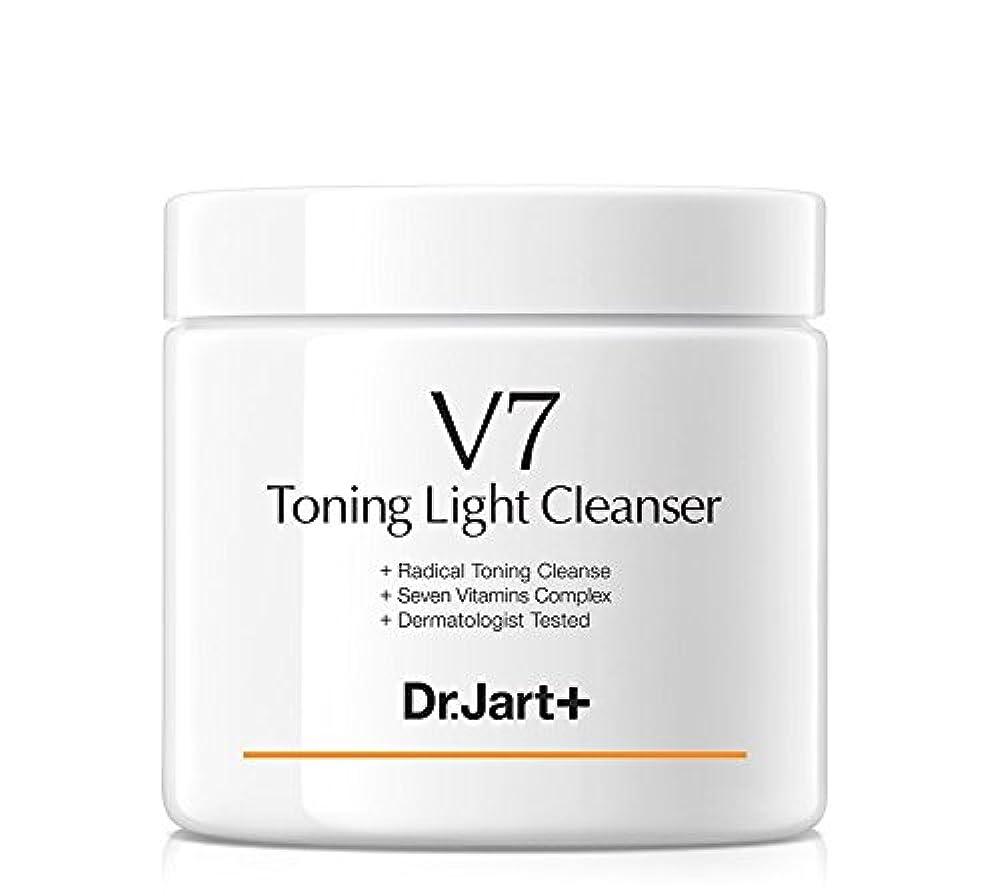 息を切らして軽蔑する包囲Dr.Jart+ V7 Toning Light Cleanser 100ml/ドクタージャルト V7 トーニング ライト クレンザー 100ml [並行輸入品]