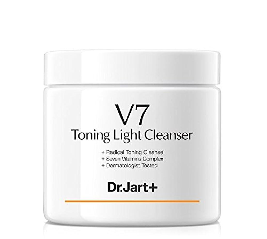 言い聞かせる虹酸Dr.Jart+ V7 Toning Light Cleanser 100ml/ドクタージャルト V7 トーニング ライト クレンザー 100ml [並行輸入品]
