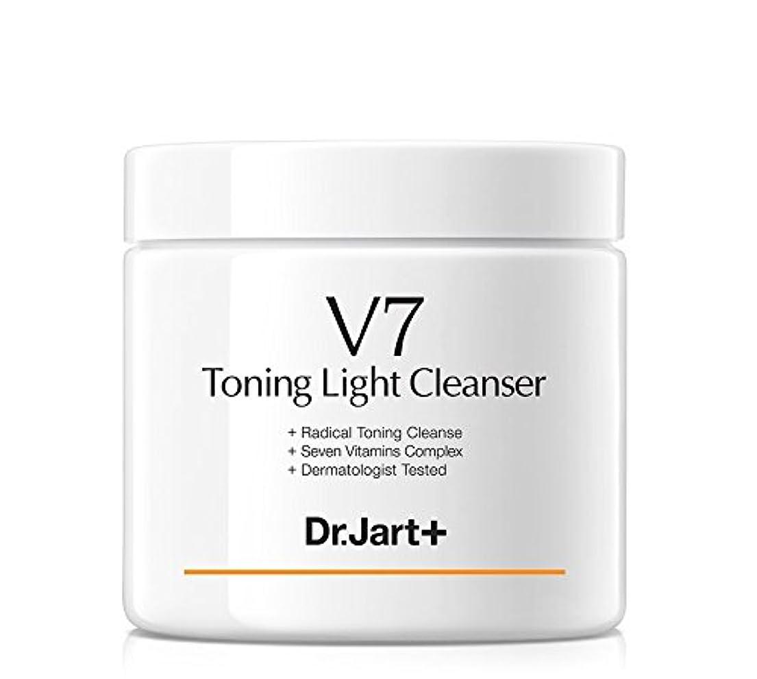 証明書ランタン前兆Dr.Jart+ V7 Toning Light Cleanser 100ml/ドクタージャルト V7 トーニング ライト クレンザー 100ml [並行輸入品]