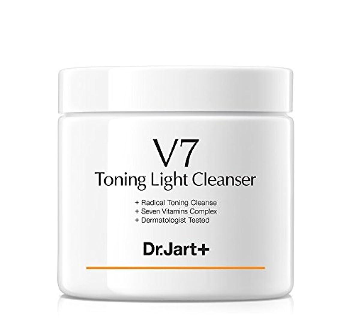 化合物曖昧な目覚めるDr.Jart+ V7 Toning Light Cleanser 100ml/ドクタージャルト V7 トーニング ライト クレンザー 100ml [並行輸入品]