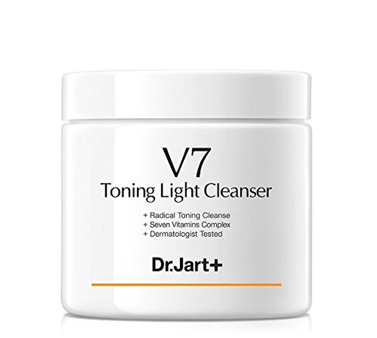 冷凍庫ペグ言い聞かせるDr.Jart+ V7 Toning Light Cleanser 100ml/ドクタージャルト V7 トーニング ライト クレンザー 100ml [並行輸入品]