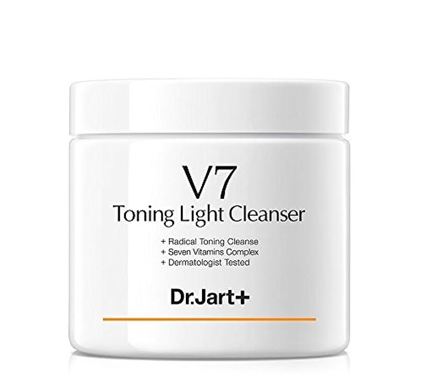 香りめんどりアプライアンスDr.Jart+ V7 Toning Light Cleanser 100ml/ドクタージャルト V7 トーニング ライト クレンザー 100ml [並行輸入品]