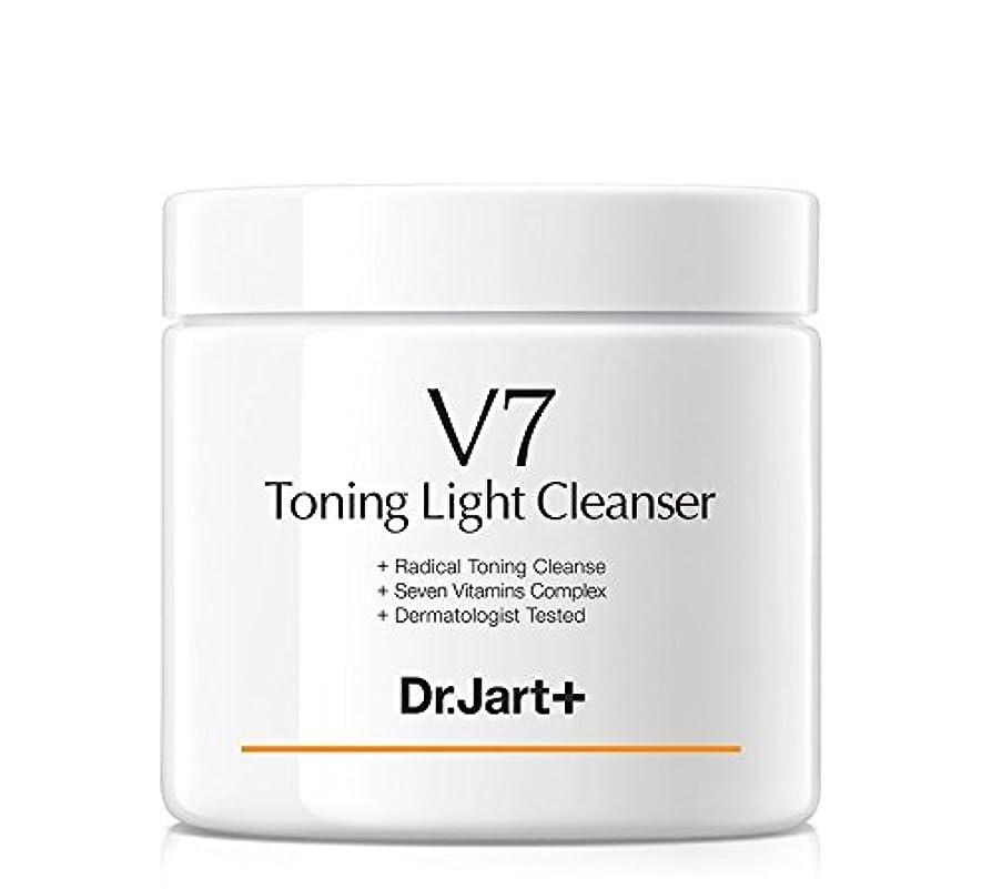 予約資格情報フェロー諸島Dr.Jart+ V7 Toning Light Cleanser 100ml/ドクタージャルト V7 トーニング ライト クレンザー 100ml [並行輸入品]