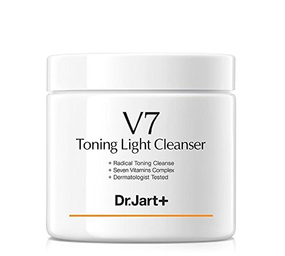 伝染病時代遅れ振動するDr.Jart+ V7 Toning Light Cleanser 100ml/ドクタージャルト V7 トーニング ライト クレンザー 100ml [並行輸入品]