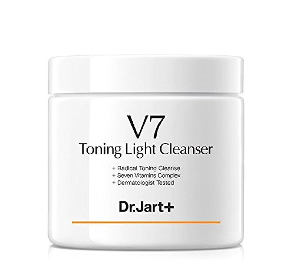 虐待インストール記述するDr.Jart+ V7 Toning Light Cleanser 100ml/ドクタージャルト V7 トーニング ライト クレンザー 100ml [並行輸入品]