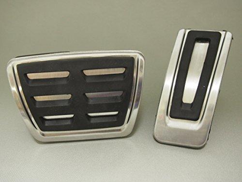 選べる VW フォルクスワーゲン カスタムパーツ インテリア パネル スイッチ (フット ペダル カバー AOUTO 右ハンドル)