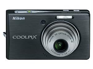 Nikon デジタルカメラ COOLPIX(クールピクス) S500 710万画素 アーバンブラック
