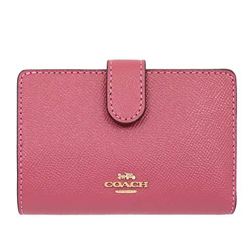 [コーチ] COACH 財布(二つ折り財布) F11484 ストロベリー レザー 二つ折り財布 レディース [アウトレット品] [ブランド] [並行輸入品]