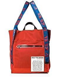(ディーゼル) DIESEL メンズ ショルダーバッグ DIESELXX MATCH XXMATCHTOTE - shoulder bag X05311P1313