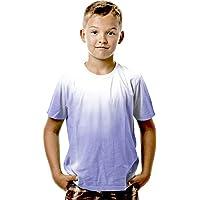 Shadow Shifter Kids Heat Reactive Colour Changing T-Shirt Like Hypercolour