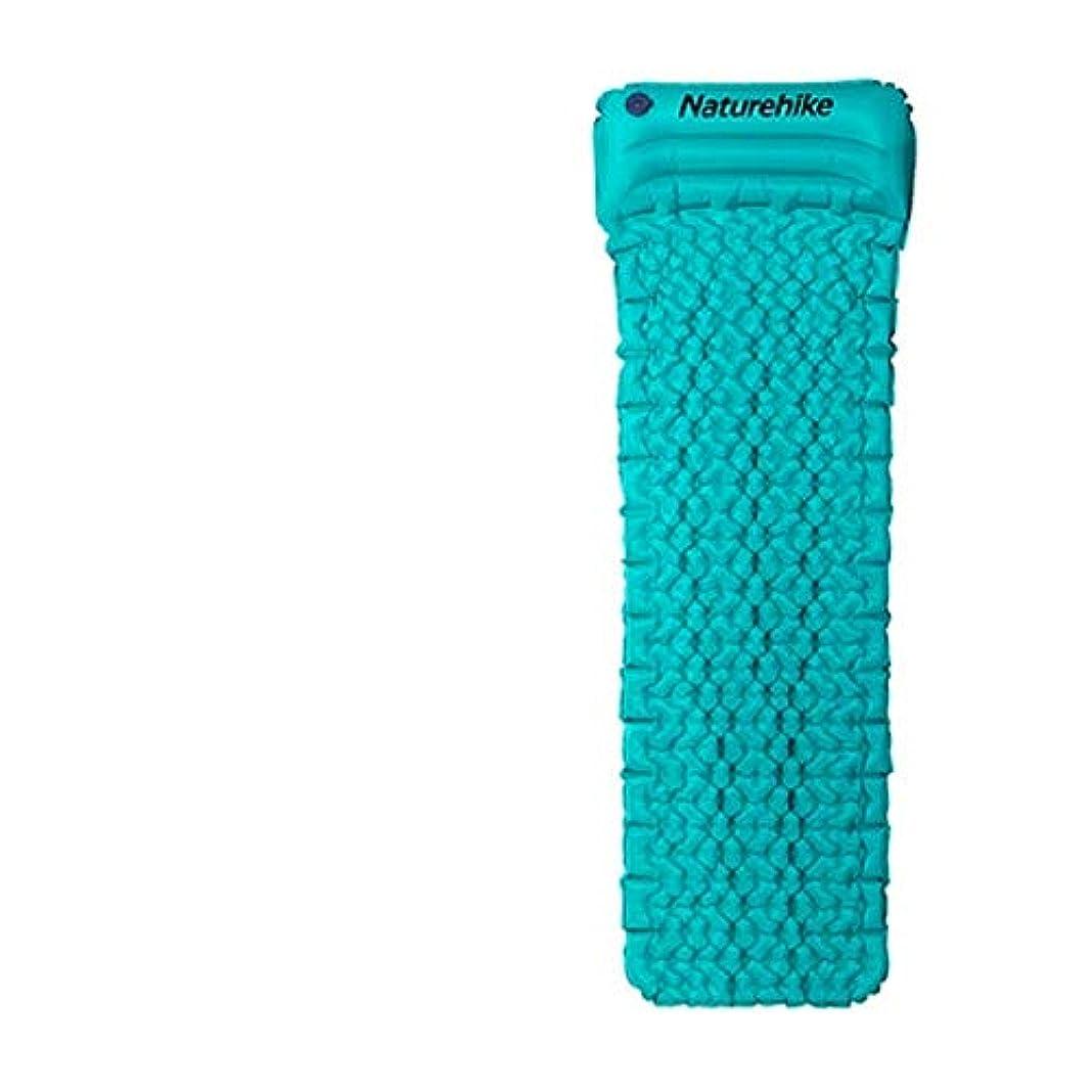 同時帰るポーズ枕超軽量ポータブルエアマットレスNH17T024-TでインフレータブルTPU防湿パッド