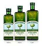 カリフォルニア産オリーブオイル エキストラヴァージン 750ml