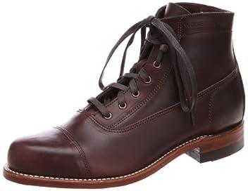 Rockford 1000 Mile Cap-Toe Boot: Brown W05293
