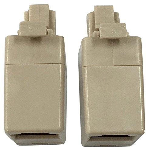【2002年モデル】ELECOM LD-RJ4511THEN RJ45-RJ11変換コネクタ