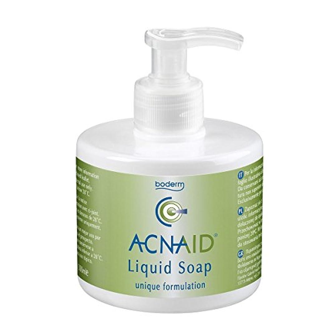著名なハブブ事故Acnaid Liquid Soap 300ml [並行輸入品]