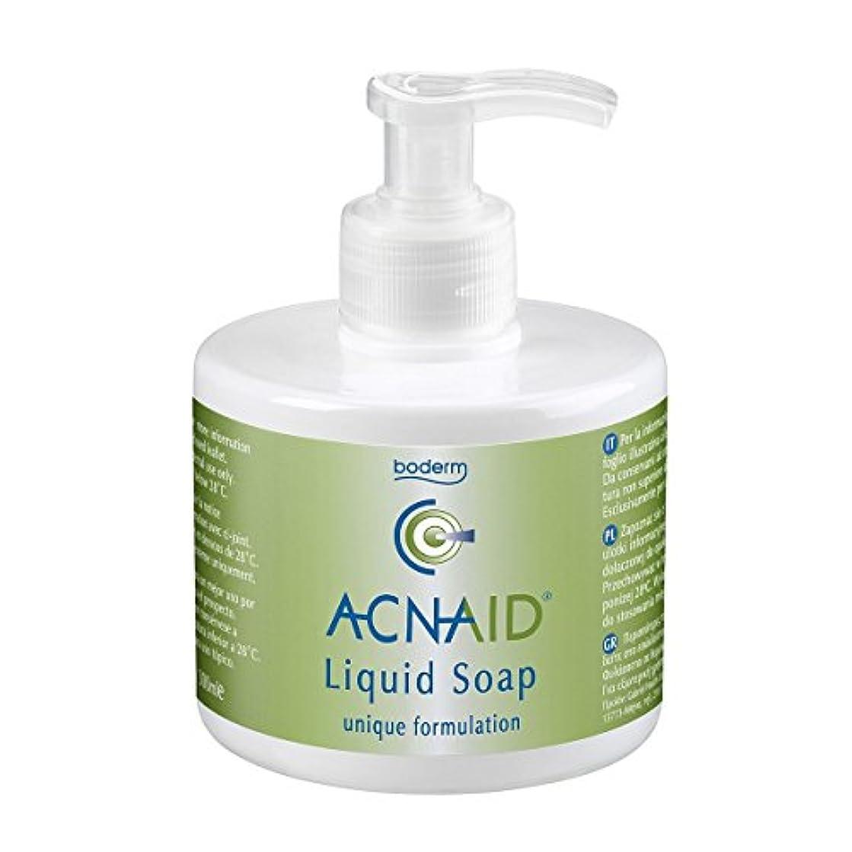 植物学者ハングエキゾチックAcnaid Liquid Soap 300ml [並行輸入品]
