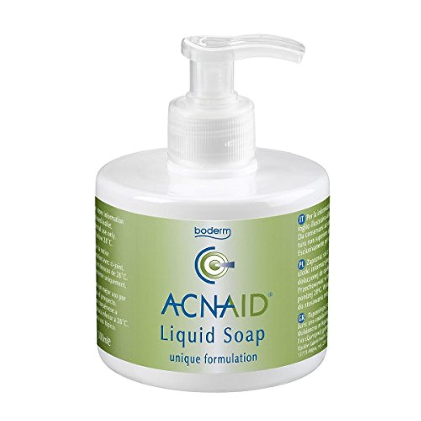 リズミカルな意志幻滅Acnaid Liquid Soap 300ml [並行輸入品]