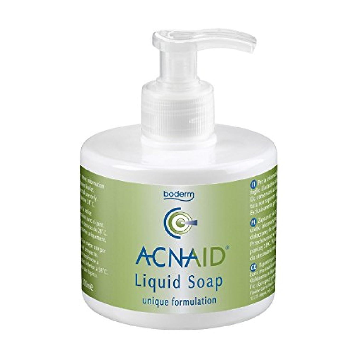 セーター蒸留する葉Acnaid Liquid Soap 300ml [並行輸入品]