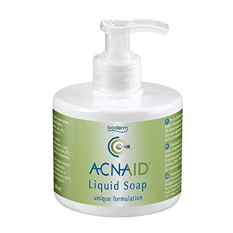 東避ける失Acnaid Liquid Soap 300ml [並行輸入品]