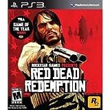 レッド Dead Redemption: GOTY PS3