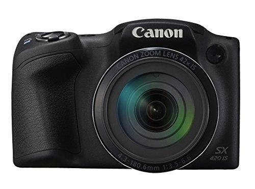 Canon デジタルカメラ PowerShot SX420 IS 光学42倍ズーム PSSX420IS -