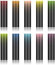 DBL フレーバーカートリッジ 人気10風味大集合 ニコチン・タール0 専用ケースに収納可能