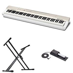【スタンド+ペダル付】カシオ 電子ピアノ プリ...の関連商品1