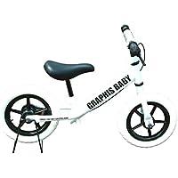 GRAPHIS(グラフィス) 幼児用 ペダルなし自転車 GR-BABY