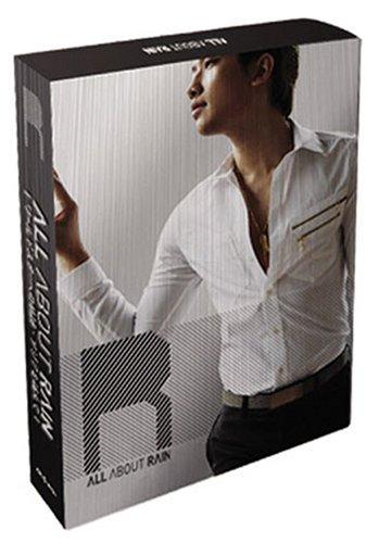 (ピ)RAIN/ ALL ABOUT RAIN ~ワールドスターへの軌跡・アジアを越えて~ [DVD]
