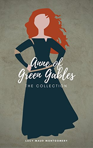 Complete Anne of Green Gables Books (Illustrated) (English Edition)