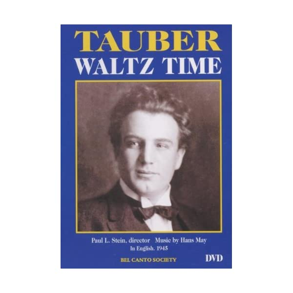 Waltz Time (B&W) [DVD]の商品画像