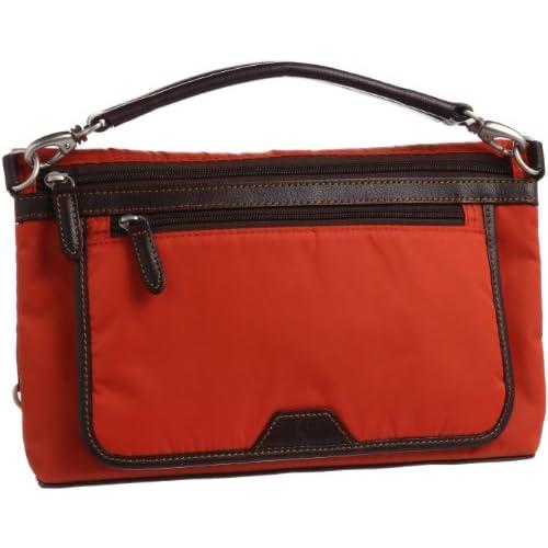 [ウルティマ トウキョウ] ultima tokyo varietas 折りたたみ式マルチコンパクトバッグ(テフロン加工・A4サイズ・ショルダーベルトあり) 48214 14 (オレンジ)