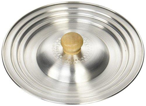 DESIGN(ストリックスデザイン) ストリックスデザイン 和の膳 アルミ 雪平鍋用蓋 16~21cm兼用