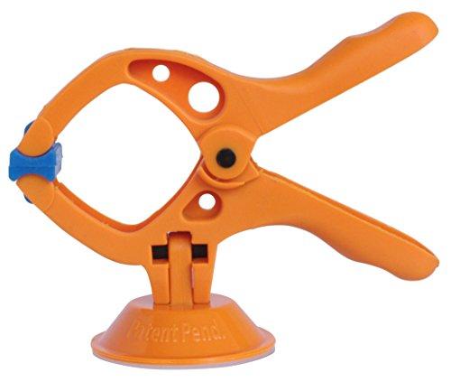 ウルフクラフト クランプ 吸盤付き サクションカップ S オレンジ WF-004OR