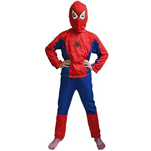 X-LAN スパイダーマン spiderman 子供衣装 キ...