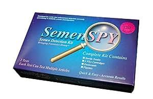 SemenSPY® ORIGINAL 高精度浮気検査(精液判定)キット(日本語マニュアル付)