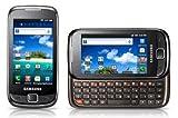 Samsung Galaxy 551 GT-I5510 GSM Unlocked Cellphone (Modern Black) - International Version No Warranty [並行輸入品]
