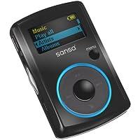 SanDisk Sansa Clip 1 GB MP3 Player (Black) by SanDisk