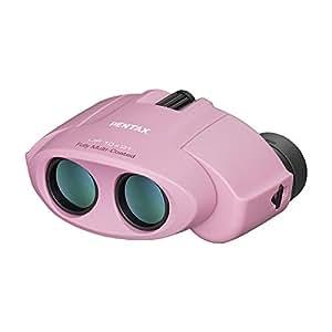 PENTAX 双眼鏡 UP 10×21 ピンク ポロプリズム 10倍 有効径21mm 61806