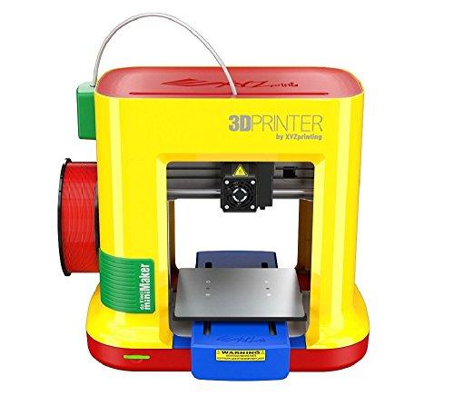 XYZプリンティング 3Dプリンター ダヴィンチ miniMaker PL...