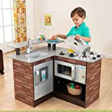 KidKraft Chillin ' &Grillin '木製キッチンワークとグリル53311ブランド新しい