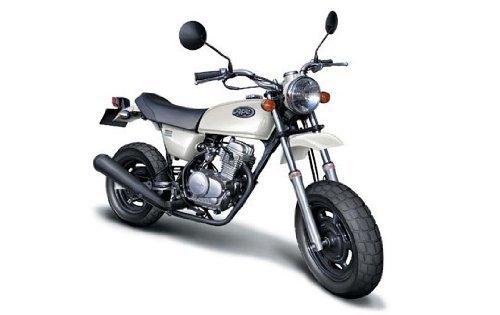 1/12 ネイキッドバイク No.56 Honda エイプ50 【接着剤不要】