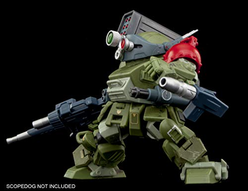 B2FIVE 装甲騎兵ボトムズ シリーズ スコープドッグ レッドショルダーカスタム パーツセット ATM-09-RSC 塗装済み 可動フィギュア用パーツ