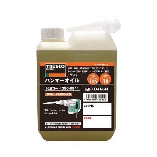 TRUSCO(トラスコ) ハンマーオイル1L TO-HA-N
